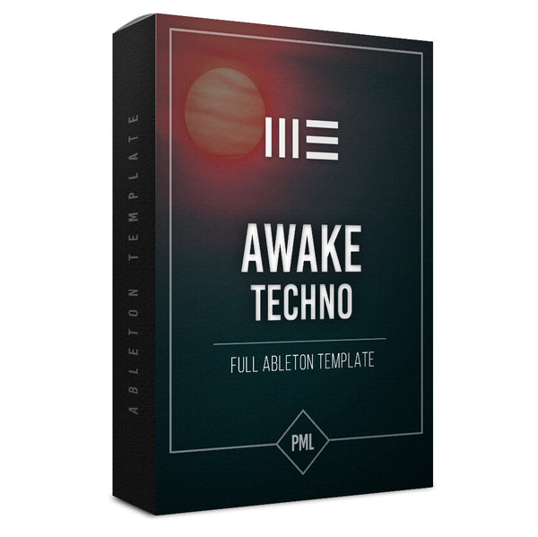 Techno Templates for Ableton
