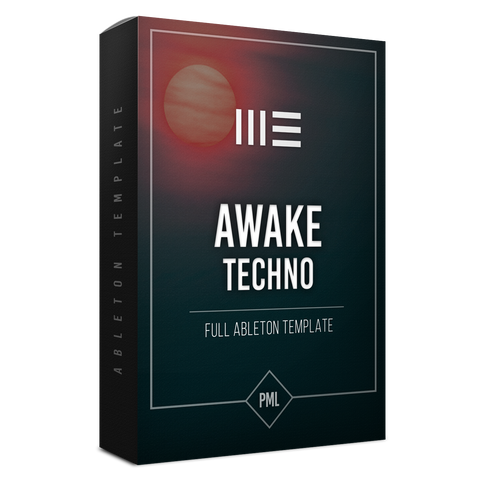Awake - Techno Ableton Template