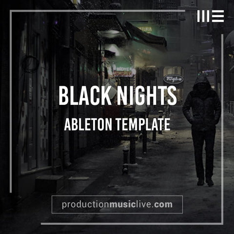 Black Nights - Ableton Template
