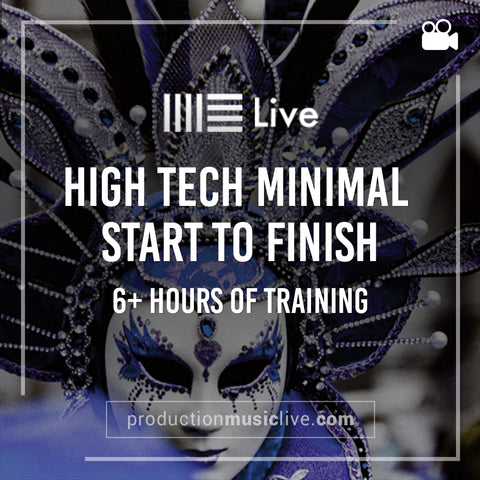 Course: High Tech Minimal Track from Start To Finish