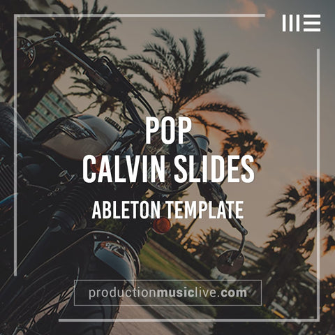 Calvin Slides - Ableton Template