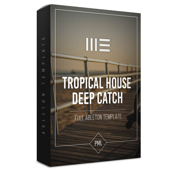 Catch Deep House - Ableton Template