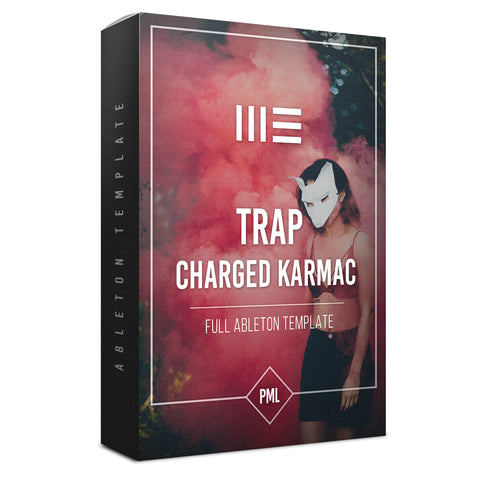 Karmac Charged Trap - Ableton Template