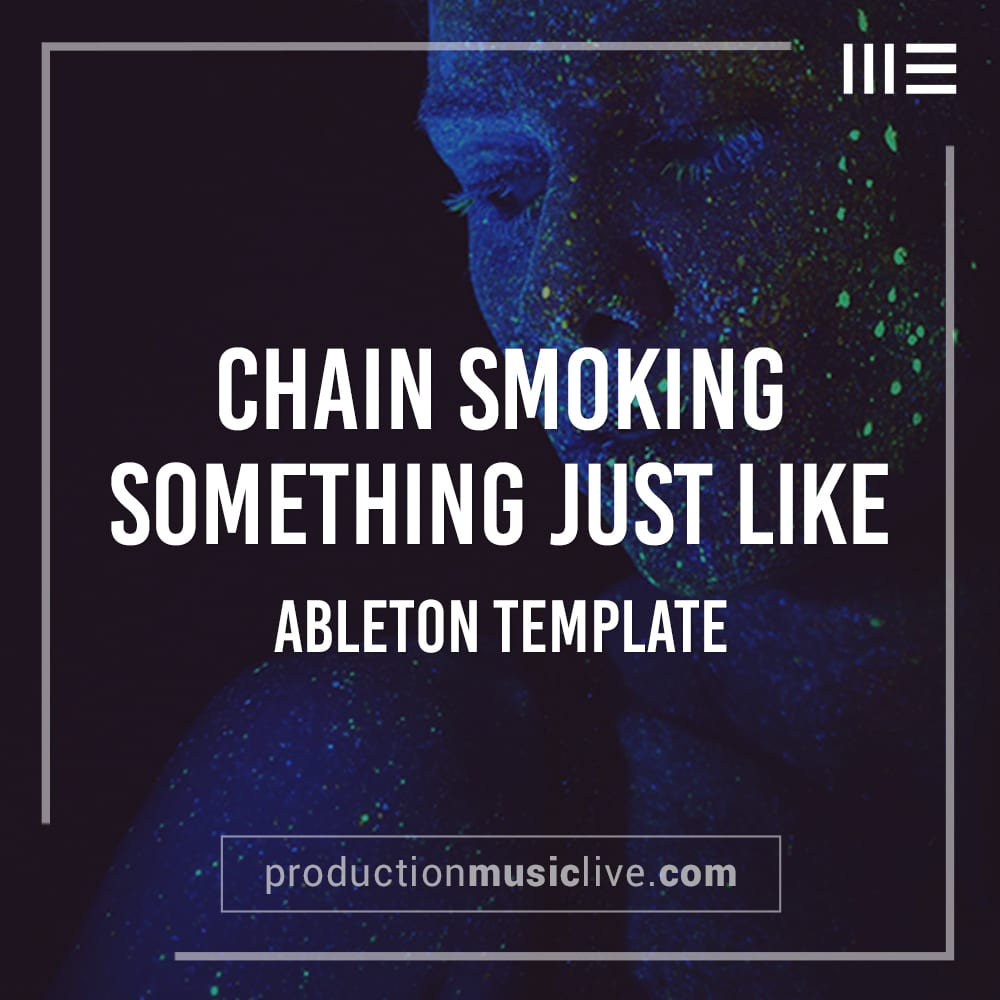 Something Just Dropped - Ableton Template