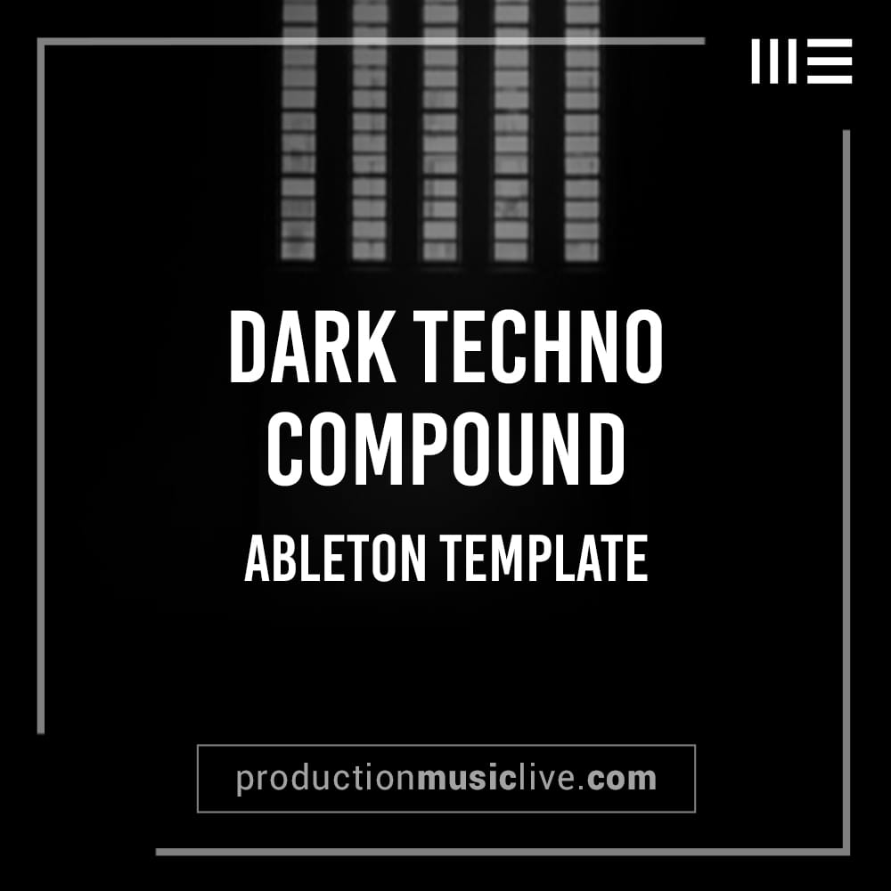 Compound Techno - Ableton Template
