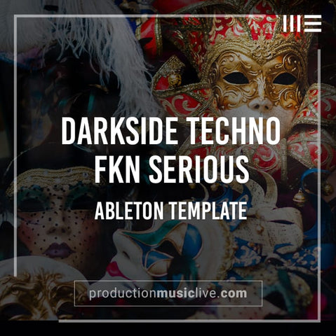 Darkside - Techno Ableton Template
