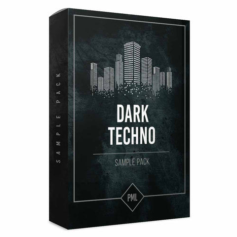 Dark Techno Sample Pack