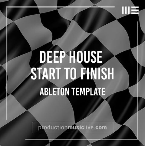 Start To Finish - Ableton Template