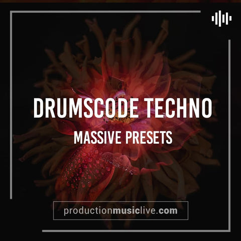 MASSIVE Presets: DRUMS CODE ║ Beta Version 50 Presets + MIDI