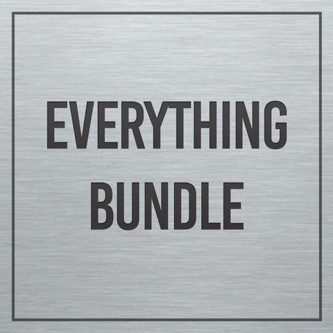Everything Pack - All Sounds + All Courses (save 70% on single price)