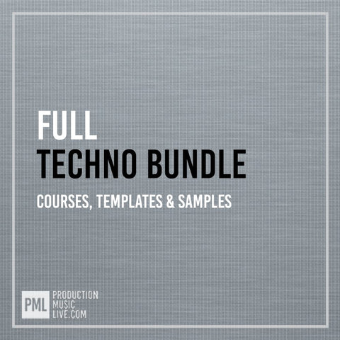 Full Techno Bundle