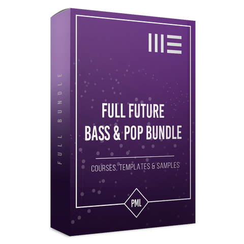Full Future Bass & Pop Bundle