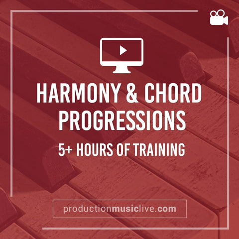 Course: Harmony and Chord Progressions