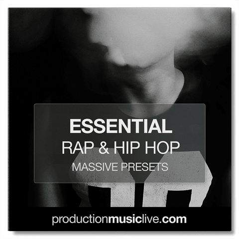 MASSIVE Presets: HipHop/Rap (Beta-Version)