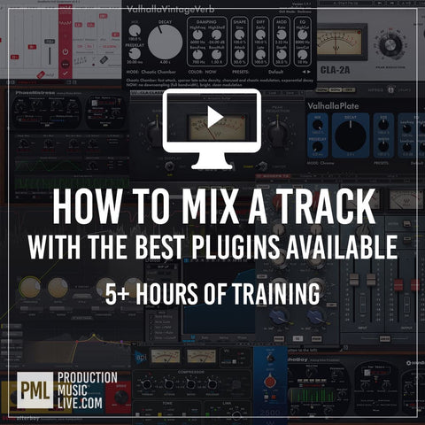 How to Mix a Track with the Best Plugins available