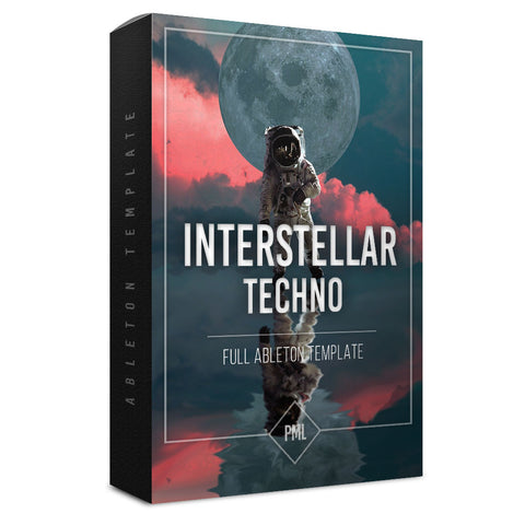 Interstellar - Techno Ableton Template