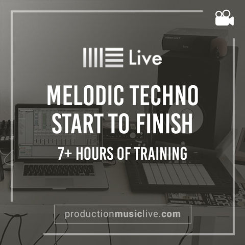 Production Music Live - Ableton Templates Start To Finish