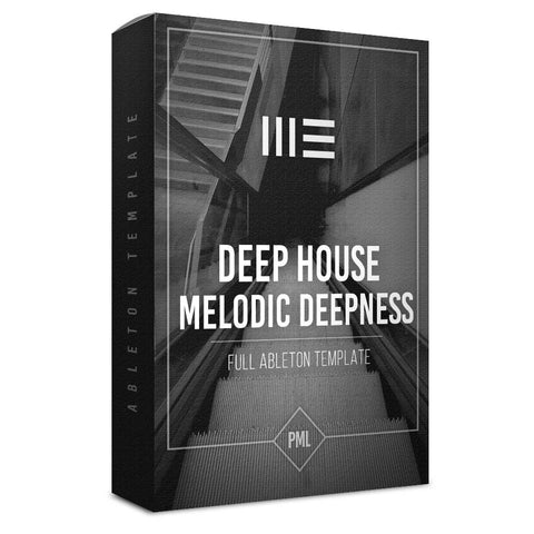 Melodic Deepness - Ableton Template