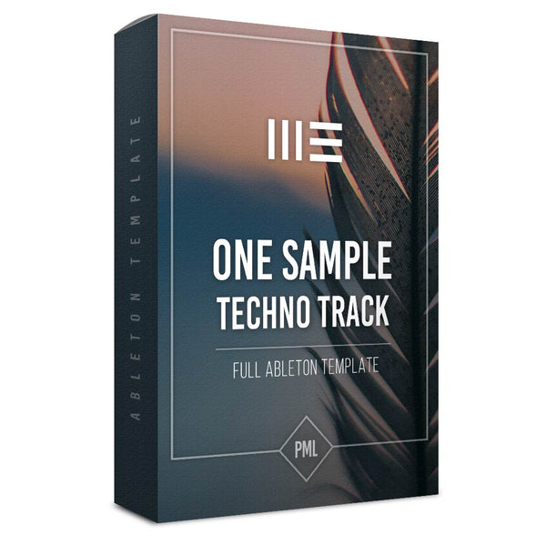 One Sample - Ableton Template