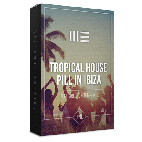 Pill in Ibiza - Ableton Template