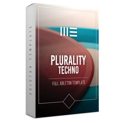 Plurality - Techno Template
