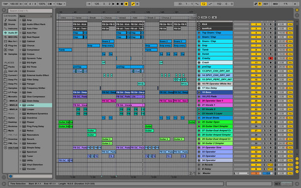 Sa Je Future Bass - Ableton Template