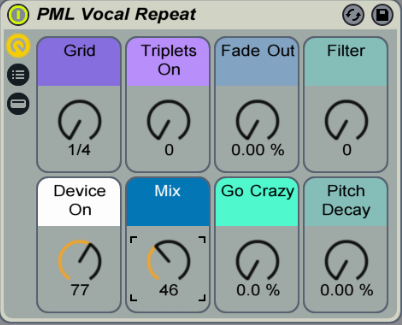 PML Vocal Racks