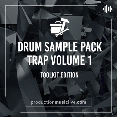 Trap V1 Drum Sample Pack
