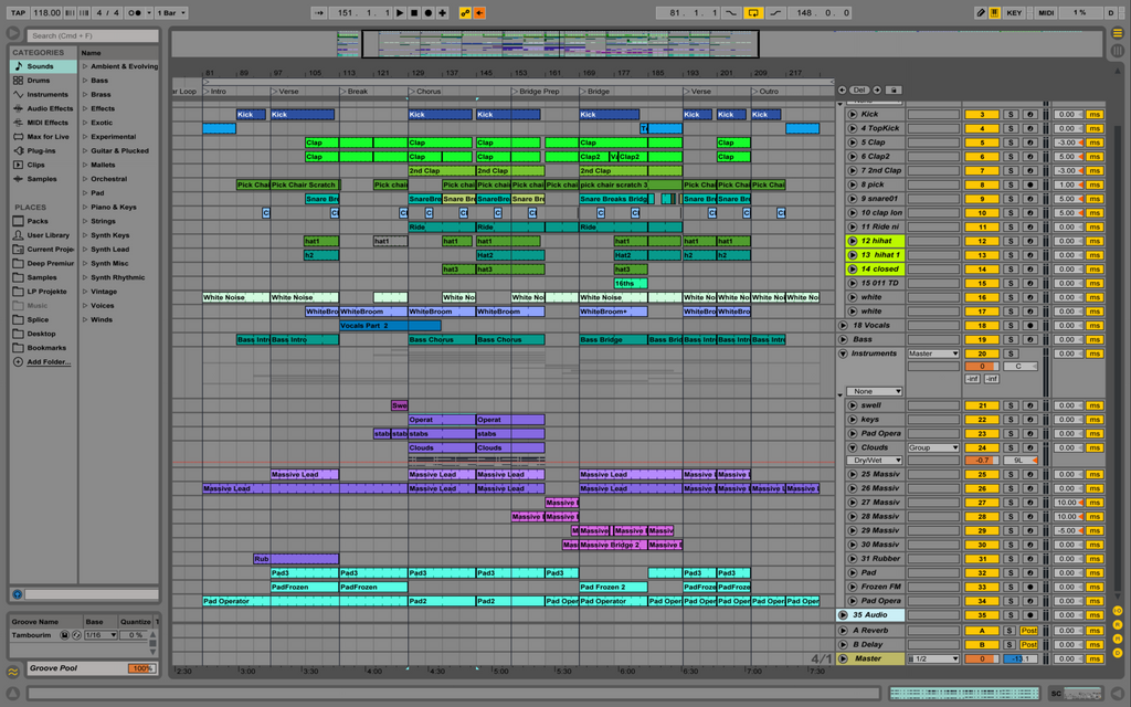 The latest from Ableton