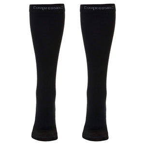 Products Compression Socks (30-40 mmHg) - Black 2 Pack