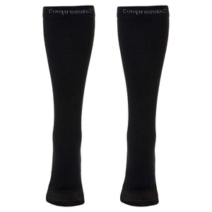 Compression Socks (20-30 mmHg) - Black