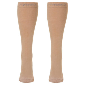 Compression Socks (30-40 mmHg) - Nude