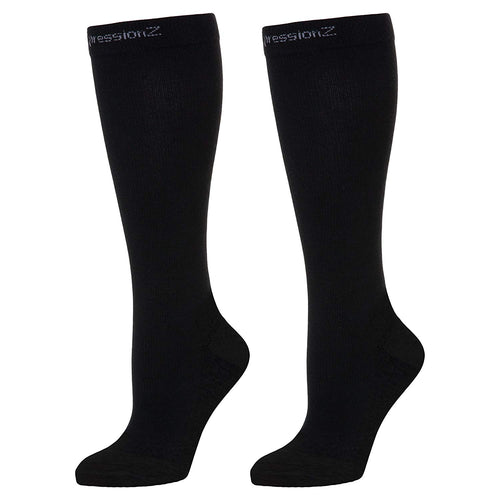 Compression Socks (30-40 mmHg) - Black