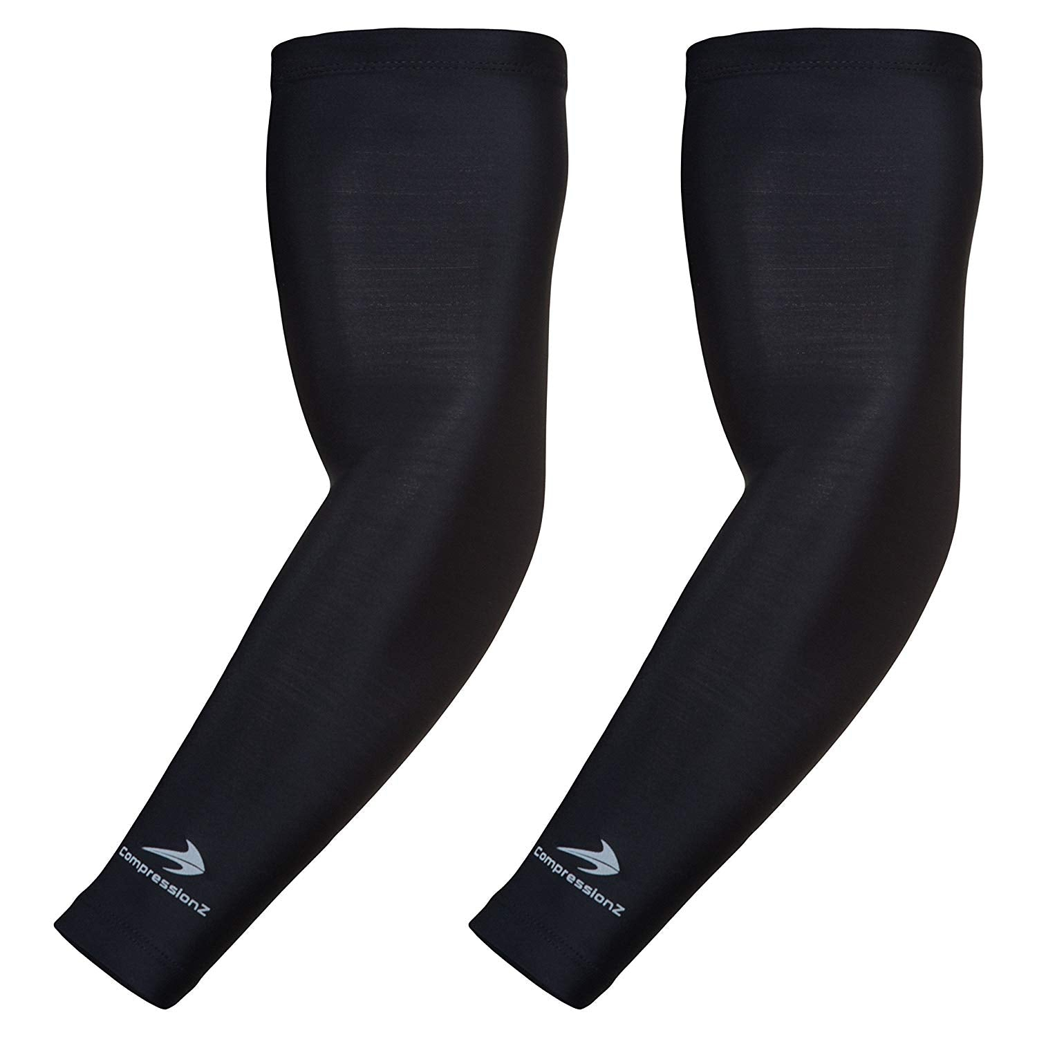 Youth Arm Sleeves - Black