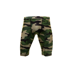 Men's Compression Shorts - Camo