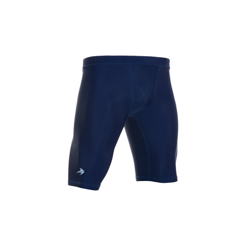 Men's Compression Shorts - Navy Blue