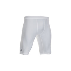 Men's Compression Shorts - White