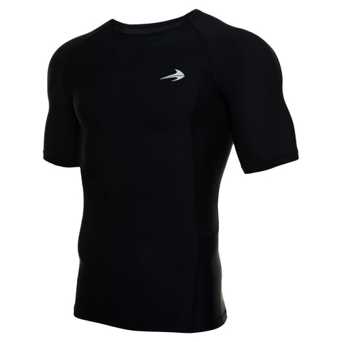 Men's Compression Long Sleeve Shirt - Black