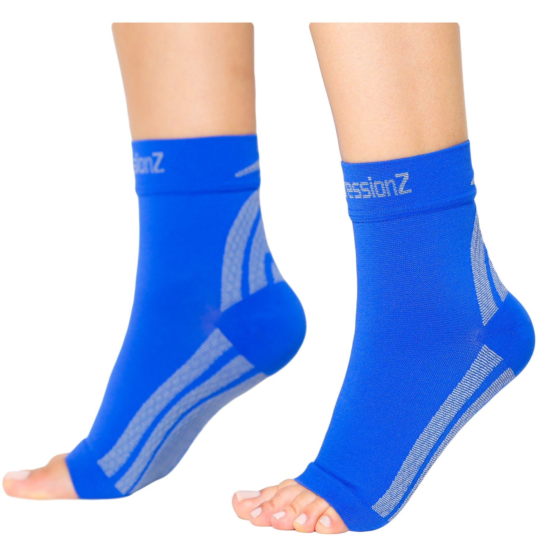 Foot Sleeves - Blue