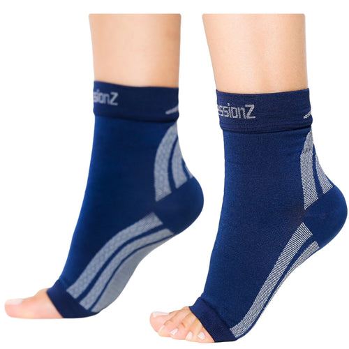 Foot Sleeves - Navy