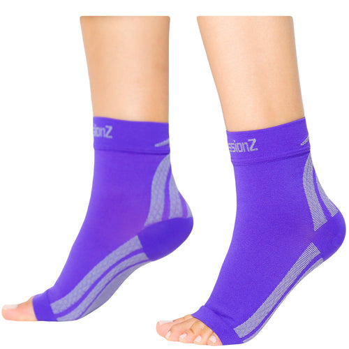 Foot Sleeves - Purple