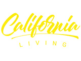 CALIFORNIA LIVING DECAL