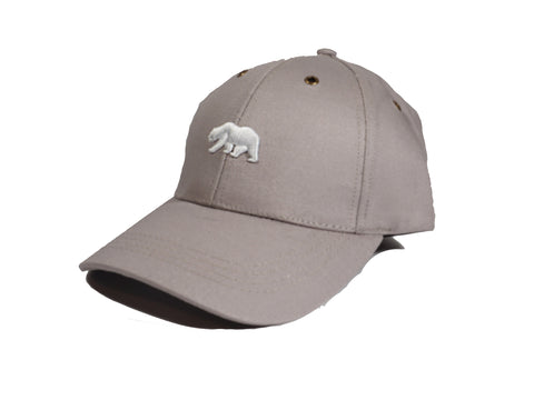 CALIFORNIA LIVING HAT IN GREY