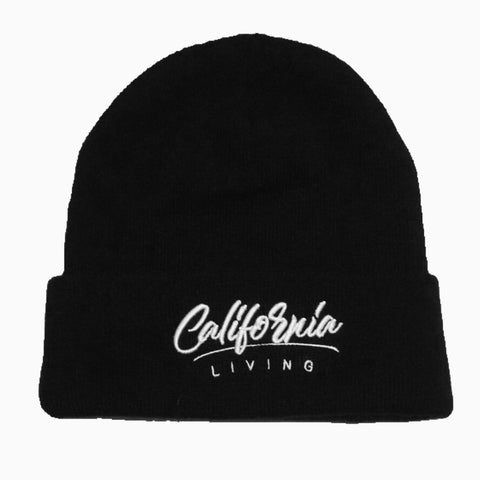California Living beanie