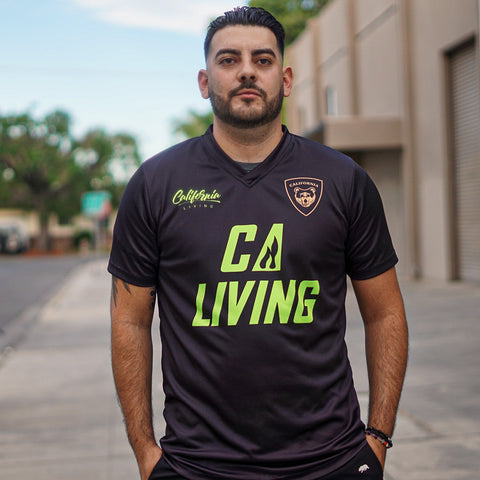 CA LIVING NEON HOME JERSEY