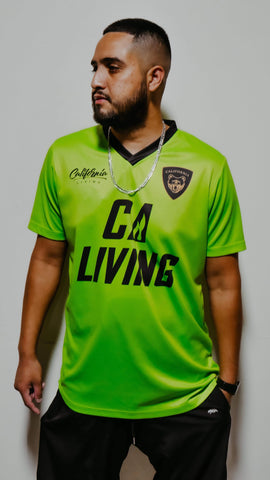 CA LIVING NEON AWAY JERSEY