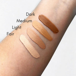 Light Coverage vs. Full Coverage Concealers