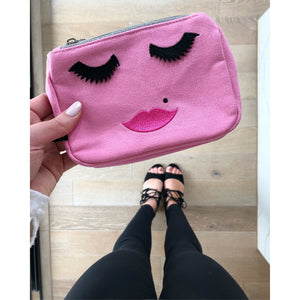 pretty little makeup bag