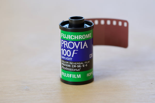 Fujifilm Provia 100F 35mm EXPIRED