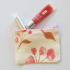 Blossom Zip Bag Small